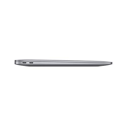 Apple MacBook Air con Chip M1 de Apple (de 13 Pulgadas, 8 GB RAM, 256 GB SSD) – Gris Espacial (noviembre 2020)