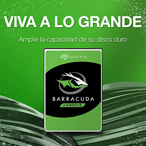 "Seagate Disco duro 2TB Barracuda 3.5 ""ST2000DM008 (SATA 6Gb / s / 256MB / 7200 RPM)"